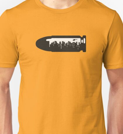 Bullet City Unisex T-Shirt