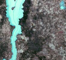 Melting Glaciers in Spitzbergen Sticker