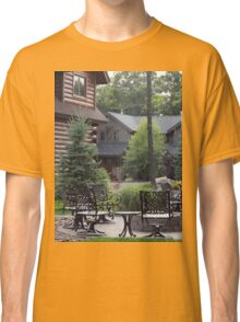 Lonely porch Classic T-Shirt