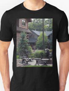 Lonely porch Unisex T-Shirt