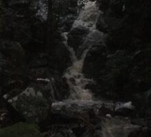 Zone 20: Forest Gateway - Protected Forest Habitat: Pic 03 of 13  - Waterfalls Sticker