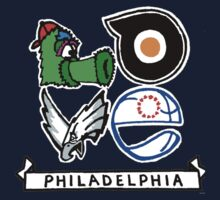 Philly Love One Piece - Short Sleeve