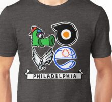 Philly Love Unisex T-Shirt