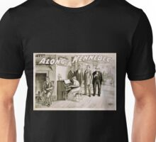 Performing Arts Posters CR Renos successful comedy Along the Kennebec a New England story laughingly told 1223 Unisex T-Shirt