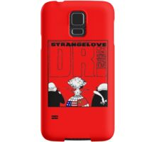 Dr. Strangelove OR: How I Learned To Stop Worrying and Love the Bomb Samsung Galaxy Case/Skin