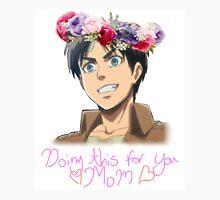 Eren in a  flower crown  Classic T-Shirt