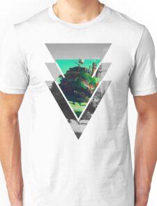 Howls Moving Castle- Studio ghibli Unisex T-Shirt