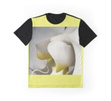 Orchid / As Delicate as a Egg Yolk Graphic T-Shirt