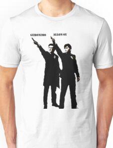 Allon-sy; Geronimo Unisex T-Shirt