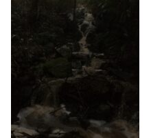 Zone 20: Forest Gateway - Protected Forest Habitat: Pic 02 of 13 - Waterfalls Sticker