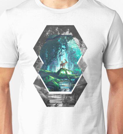 Princess Mononoke-Studio Ghibli Unisex T-Shirt