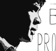 Bellamy Protection Squad #1 by northernarya Sticker