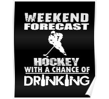 Hockey- Limitted Edition Sports T Shirt Poster