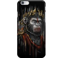 Caesar Ape iPhone Case/Skin