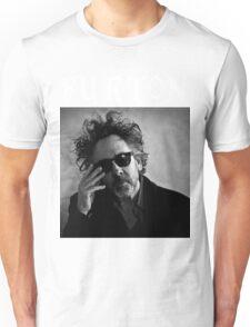 Tim Burton - Portrait Unisex T-Shirt