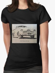 Holden Ute Womens Fitted T-Shirt