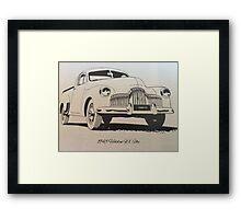 Holden Ute Framed Print