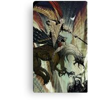 Blackwall Tarot Canvas Print