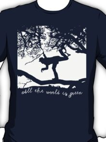 Tom Waits - All the World is Green T-Shirt