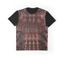 Spiked Nodes Graphic T-Shirt