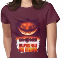 Gallifrey Falls No More (Gradient) Womens Fitted T-Shirt