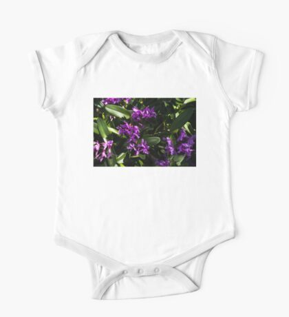 Orchid plant One Piece - Short Sleeve