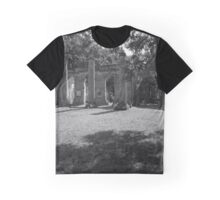 Under Stately Oak Trees Graphic T-Shirt