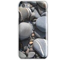 Beach Stones iPhone Case/Skin