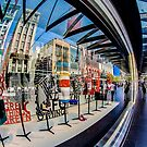 Abstract on Bourke by Pauline Tims