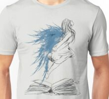 i love book Unisex T-Shirt