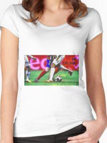 La decima Women's Fitted Scoop T-Shirt
