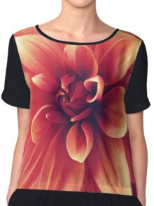 Dahlia Women's Chiffon Top