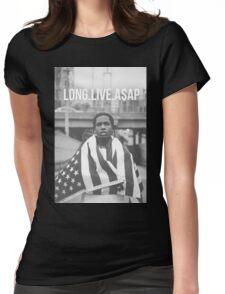 asap rocky Womens Fitted T-Shirt