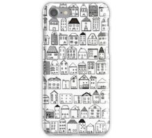 Townhouses in Micron iPhone Case/Skin