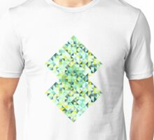 Colorful Triangles III Unisex T-Shirt