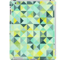 Colorful Triangles III iPad Case/Skin