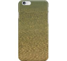 Golden light iPhone Case/Skin