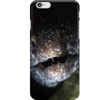 Moray eel iPhone Case/Skin