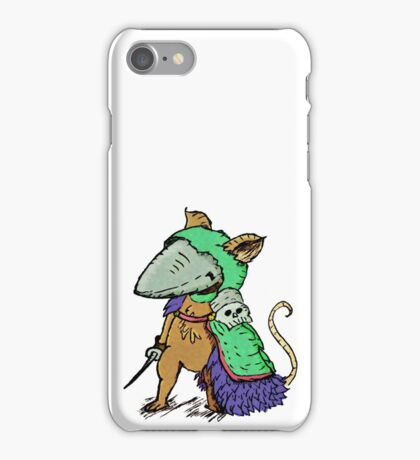"""Sir. Bartlegad of the 7th wing""  iPhone Case/Skin"