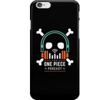 The One Piece Podcast - Maji Logo iPhone Case/Skin