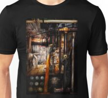 Steampunk - Plumbing - Pipes Unisex T-Shirt