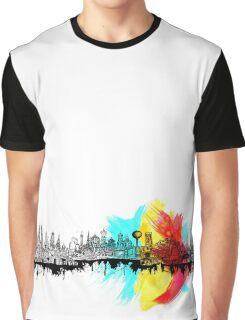 Long City Graphic T-Shirt