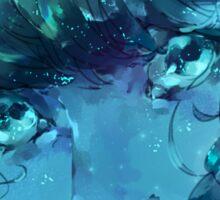Lapis Lazuli - Eyes Sticker