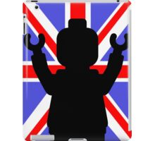 Minifig Union Jack iPad Case/Skin