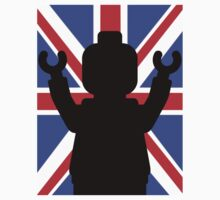Minifig Union Jack Kids Clothes
