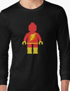 Lightning Minifig Long Sleeve T-Shirt