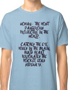 Woman... Classic T-Shirt