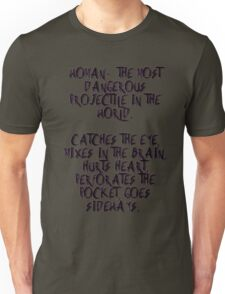 Woman... Unisex T-Shirt