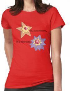 It's Not Staryu Womens Fitted T-Shirt