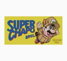 Super Chapo Bros Kids Tee